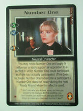 1999 Babylon 5 Ccg - Severed Dreams - Rare Card - Number One
