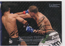 UFC MMA Fmr Champ Anthony Pettis autographed signed card