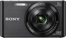 Sony Digitale Kompaktkameras DSC-W830 Schwarz