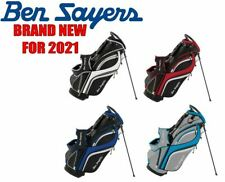 Ben Sayers DLX Golf Stand Bag **NEW FOR 2021**