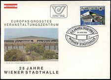 Austria 1983 Vienna City Hall FDC First Day Cover #C18064