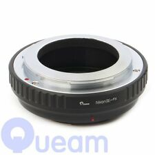 Pixco Nikon Microscope S Lens to Fujifilm FX Adapter X-T1 X-E1 X-Pro1 X-M1 X-E2