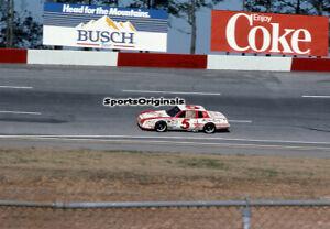 GEOFF BODINE - NASCAR- ATLANTA- 1984  - Original 35mm Color Slide