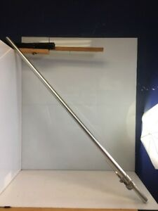 """Manfrotto  AUTOPOLE 132 Extends 82-146"""" Aluminum  Made in Italy"""