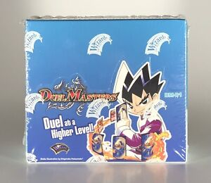 Duel Masters DM-01 English Booster Box - Excellent Condition - Sealed