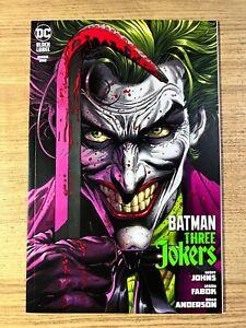 Batman Three Jokers #1 (2021 DC Comics) 1st Print Jason Fabok Variant A