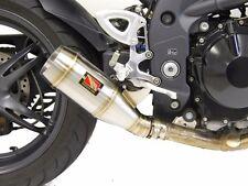 05-07 Triumph Speed Triple w/ Rear 02 Sensor Competition Werkes Slip On Exhaust
