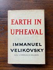 Earth in Upheaval by Immanuel Velikovsky