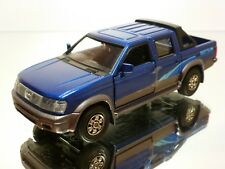MTECH NISSAN DATSUN PICK-UP PICKUP - RHD - BLUE METALLIC 1:43 - EXCELLENT - 5