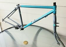 """Vintage 1987 Old School Mongoose Sycamore ATB MTB BMX Frame Fork 26"""" Small 4130"""