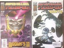 Super-Villain Team-Up MODOK's 11 (2007) #1 & #3 [of 1-5] Marvel
