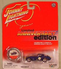 Johnny Lightning 10th Anniversary Corvette Grand Sport #11/20