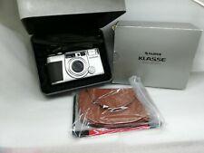 [NEAR MINT]Fujifilm Fuji KLASSE 35mm Point & Shoot Film Camera