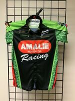 Terry McMillen AMALIE Motor Oil team shirt US Nationals win