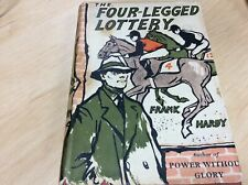 The Four Legged Lottery by Frank Hardy #915