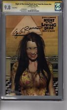Night of the Living Dead: Back From the Grave #nn CGC 9.8 SS *George Romero Sign