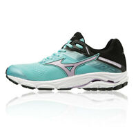 Mizuno Womens Wave Inspire 15 Running Shoes Trainers Sneakers Blue Sports