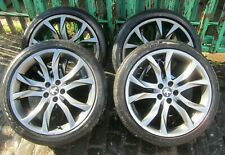 Peugeot rcz 19 Inch Alloy Wheels And tyres 235-40-19
