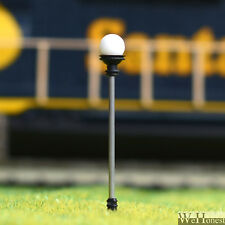 15 Stück Led Lampe Modelle Zug Lampe Straßenlichter  Spur HO/OO #C104