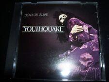 Dead Or Alive – Youthquake (Australia) Rare Misprint CD CDEPC 26420