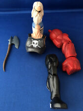 Marvel Legends BAF Build A Figure Action Odin Red Hulk Space Venom Ares Axe