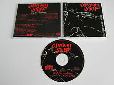 STRAIGHT STUFF Stop the Madness CD 1993 MEGA RARE OOP ORIGINAL 1st PRESS 1MF!!!