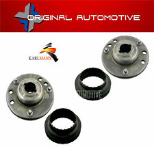 FITS VAUXHALL VECTRA C MK2 2002-2009 FRONT TOP STRUT MOUNTS MOUNTING & BEARINGS