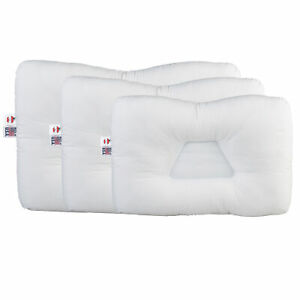 Core Products Tri-Core Cervical Orthopedic Neck Support Pillow, Helps Ease Pain