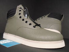 4d3eb2e115df SUPRA HENRY BOOTS TUF ARMY GREEN OLIVE GREY CEAM OFF WHITE BLACK S03005 NEW  9.5