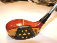 NEW HIRO HONMA BIG LB vintage persimmon Driver wood RH S-1 Flex golf clubs