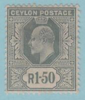 Ceylon 192 Mint Hinged OG *- NO FAULTS VERY FINE !