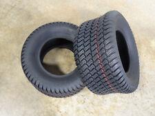 TWO New 20X10.00-10  Air-Loc P332 Turf Tires 4 ply 20X10-10 w/ free stems