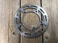 VINTAGE BIKE BICYCLE STRONGLIGHT CHAINRING 52T NOS MADE IN FRANCE