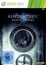 Resident Evil - Revelations Xbox 360 Nuevo + Embalaje orig.