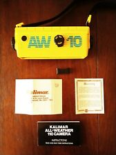 1970s Kalimar AW-10 All-Weather Camera/Pocketkamera | Splashproof Pocket Camera
