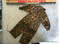 SOLDIER COUNTRY Camo Coveralls WWII GERMAN 1/6 ACTION FIGURE TOYS did dragon