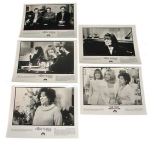 5 1996 THE FIRST WIVES CLUB Movie Photos Goldie Hawn Bette Midler Diane Keaton