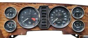Jaguar XJ & Daimler Series 2 1975-79 Smith's Gauge Set (604)