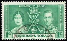 Scott # 47 - 1937 - ' Coronation Issue '