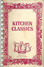 *GLEN HEAD NY 1970 ST HYACINTH CATHOLIC SCHOOL COOK BOOK *KITCHEN CLASSICS *RARE