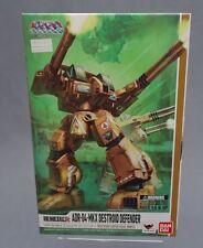 HI-METAL R ADR-04-MKX Destroid Destroyed Defender Dimension Macross Bandai NEW