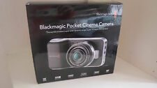Blackmagic Design Pocket Cinema Camera Camcorder Set Distributore NUOVO OVP NUOVO
