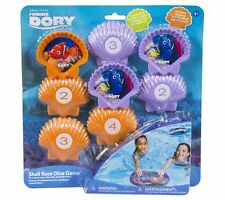 Brand New SwimWays Disney Pixar Finding Dory Shell Race Dive Game Ages 5+