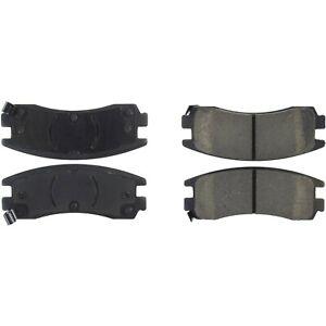 Disc Brake Pad Set-Disc Rear Stoptech 308.07140