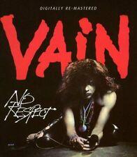 Vain - NO RESPECT [CD]