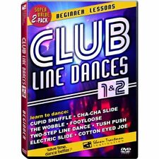 Club Line Movies Dances 2: Beginner Lessons Learn To Dance The Wobble, Electric