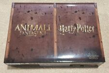 Harry Potter Esselunga 2019 complete Set with all figures and booklet Diorama