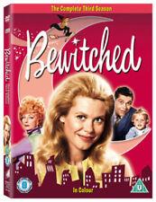 Bewitched: Season 3 DVD Samantha Stephens Region 2 UK Release New & Sealed