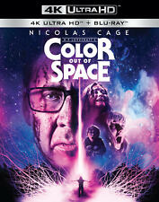 H.P. LOVECRAFT'S COLOR OUT OF SPACE - 4K ULTRA HD - RLJE FILMS - NEW & SEALED