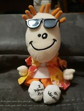 """""""I Wanna Be On Vacation"""" Plush Doll Toy An Avon Exclusive"""